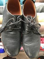 Отдается в дар ботинки для мальчика 35,5 — 36