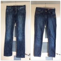 Отдается в дар Две пары женских джинс, р.40-42