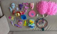 Отдается в дар Пакет игрушек для девочки