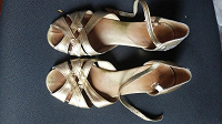 Отдается в дар туфли для танца, латина