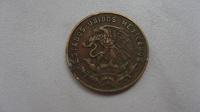 Отдается в дар Монета Мексики 5 сентаво 1958 г.