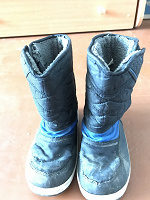 Отдается в дар Обувь демисезонная