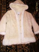Отдается в дар Пальто детское 104 размер.