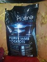 Отдается в дар Сухой корм для щенков мелких пород Profine