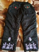 Отдается в дар Утепленные зимние штаны на девочку
