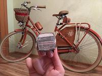 Отдается в дар Катафот, световозвращатель велосипедный