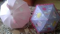 Отдается в дар Два детских зонтика