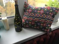 Отдается в дар Декоративная подушка