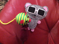 Отдается в дар Кошачьи игрушки