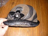 Отдается в дар шляпка женская