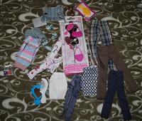 Отдается в дар Кукольная одежда и мелочи