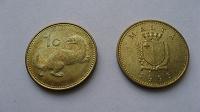 Отдается в дар Монета Мальты