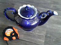 Отдается в дар Заварной керамический чайник