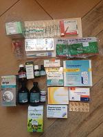 Отдается в дар Лекарства, медицинские средства