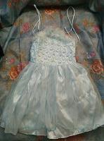 Отдается в дар новогоднее платье на 5-6лет