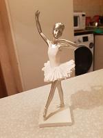 Отдается в дар Статуэтка балерина