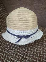 Отдается в дар Соломенная шляпка на девочку