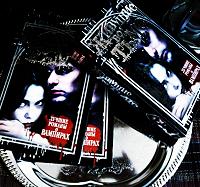 Отдается в дар Живущие во тьме. Лучшие романы о вампирах!