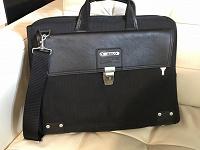 Отдается в дар Сумка для ноутбука типа «портфель»