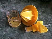 Отдается в дар Соковыжималка для лимонов