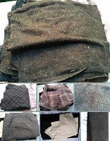 Отдается в дар ткани для хм или шитья
