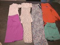 Отдается в дар летние вещи на девочку 6-7 лет 122-128