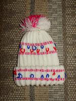 Отдается в дар Дарю шапочку на малыша от полугода до года.