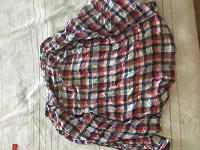 Отдается в дар Женская рубашка в клетку ZARA