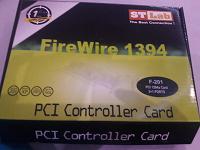 Отдается в дар Контроллер PCI firewire 1394 controller card