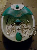 Отдается в дар Массажная ванна для ног