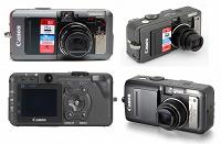 Отдается в дар Canon PowerShot S70 цифровой фотик