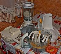 Отдается в дар Кухонный комбайн Moulinex Adventio
