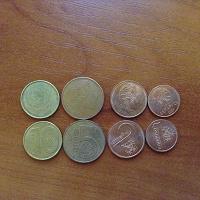 Отдается в дар Монеты Белоруссии