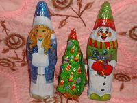 Отдается в дар Маленькие новогодние подарки для детей