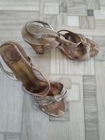 Отдается в дар Летняя обувь 37 б/у