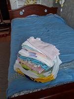 Отдается в дар Комплект пеленок и мобиль на кроватку