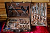 Отдается в дар Набор ножей и вилок Millerhaus