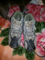 Отдается в дар Теплые треккинговые ботинки 38 размера
