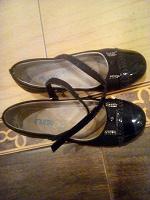 Отдается в дар черные туфельки