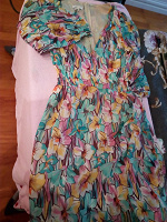 Отдается в дар Красивое летнее платье