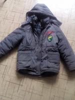 Отдается в дар Куртка для дома 120-130 см