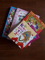 Отдается в дар Для малышей, книжки с картинками.