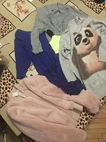 Отдается в дар Пакет одежды 42-44