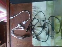 Отдается в дар Соединительные кабели для телефонов