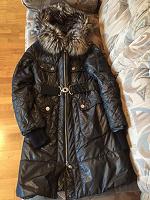 Отдается в дар Пальто зимнее женское 44 размер
