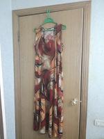 Отдается в дар Платье летнее р-р 46-50.