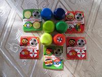 Отдается в дар Мячики футбольные из пятерочки