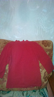 Отдается в дар Водолазка красная INCANTO 44 разм.