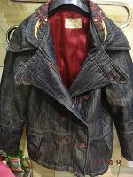 Отдается в дар Женская одежда верхняя. Тёплые куртки. Размер 48.