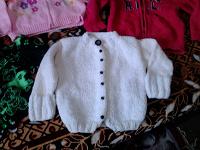 Отдается в дар кофты на девочку ростом 105-110